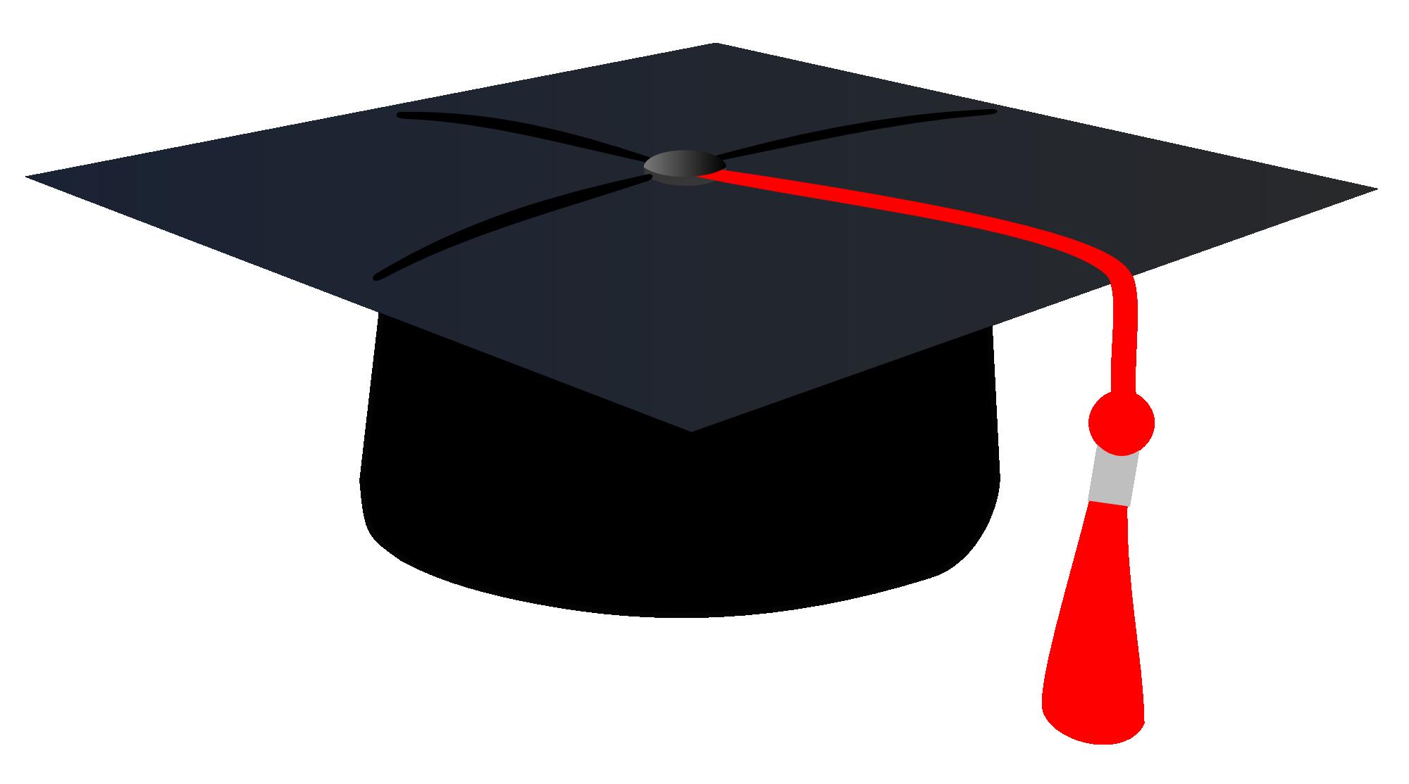 Graduation Cap Transparent - ClipArt Best