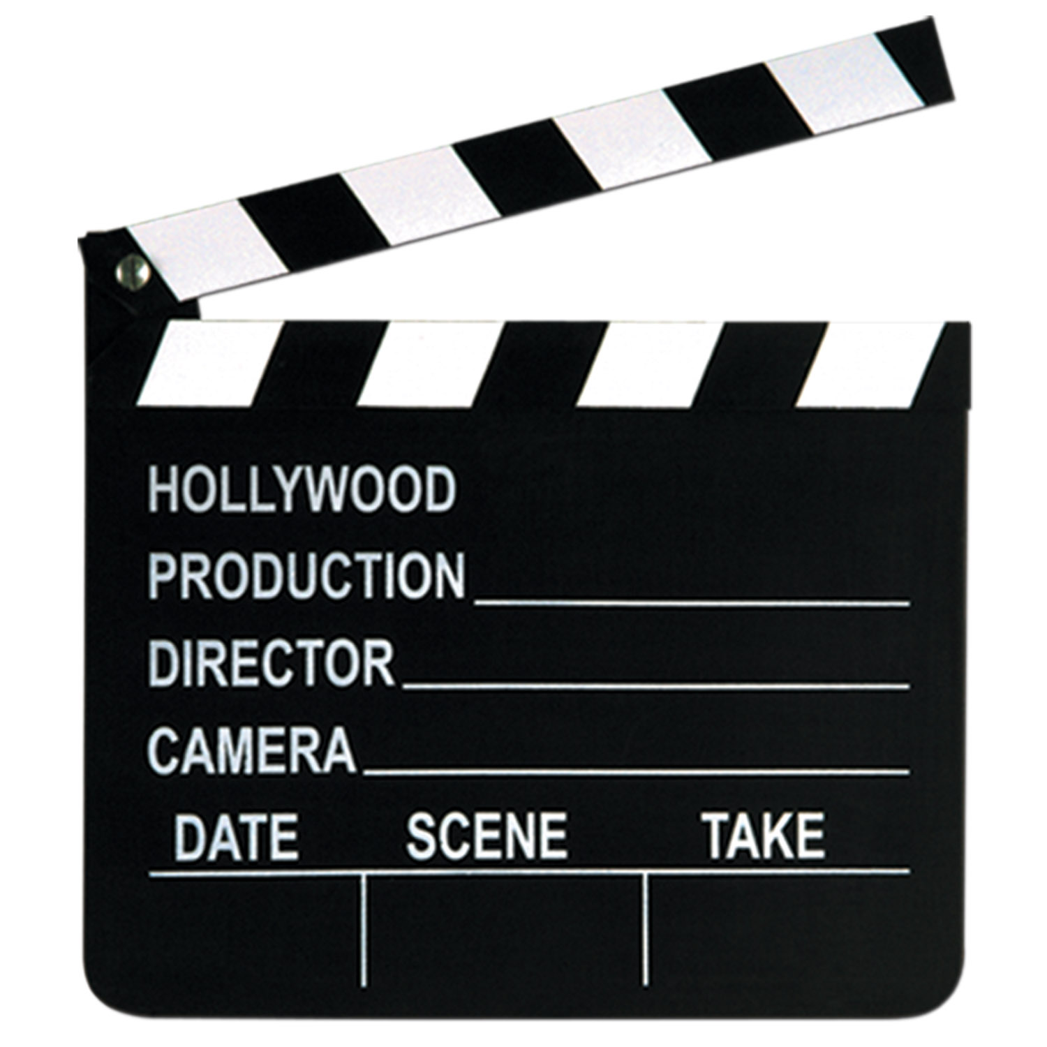 Movie Clip Board - ClipArt Best
