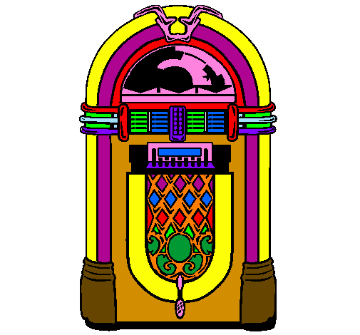 Picture Of A Jukebox - ClipArt Best