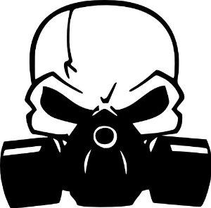 Gas Mask Symbol - ClipArt Best