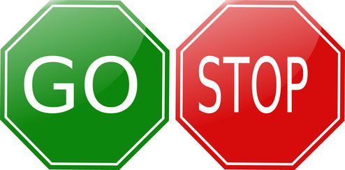 Go Stop Signs