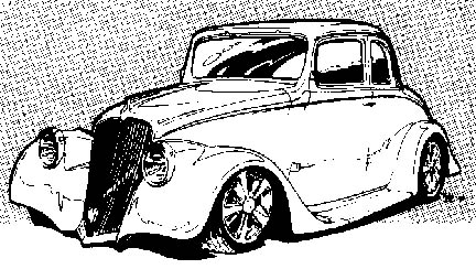 Free Art Hot-rod - ClipArt Best