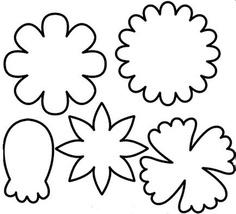 Printable Flower Stem Templates - ClipArt Best