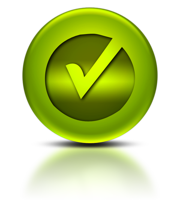 Green Check Png - ClipArt Best