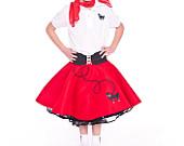 Poodle Skirt Clip Art - ClipArt Best