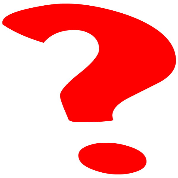 Red Question Marks - ClipArt Best