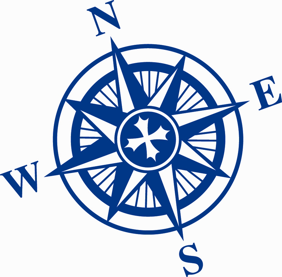 Compass Rose Drawings - ClipArt Best