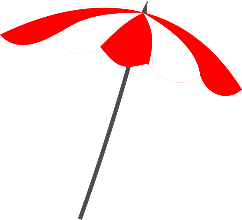 Clipart Beach Umbrella - ClipArt Best