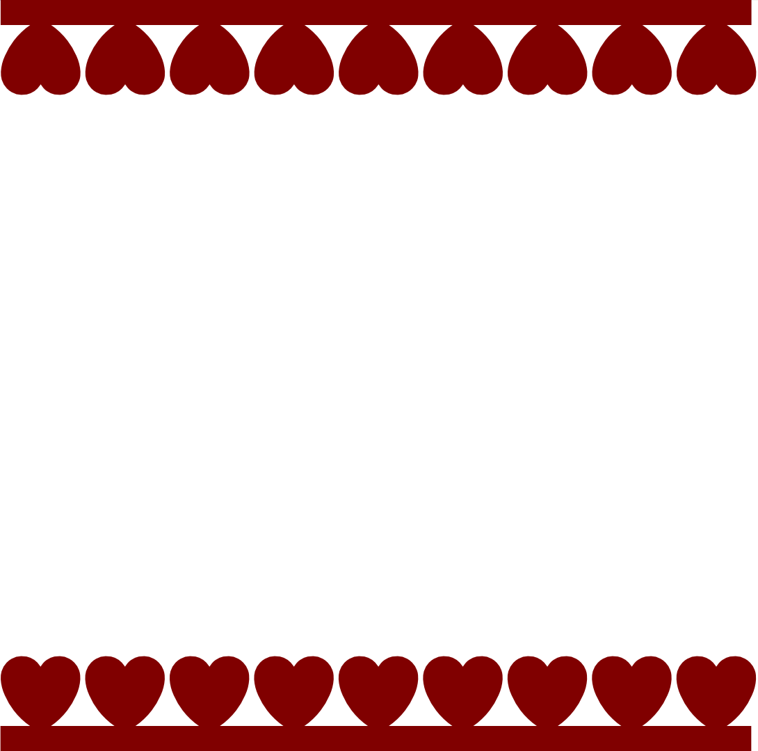 30 valentine borders clip art . Free cliparts that you can download to ...