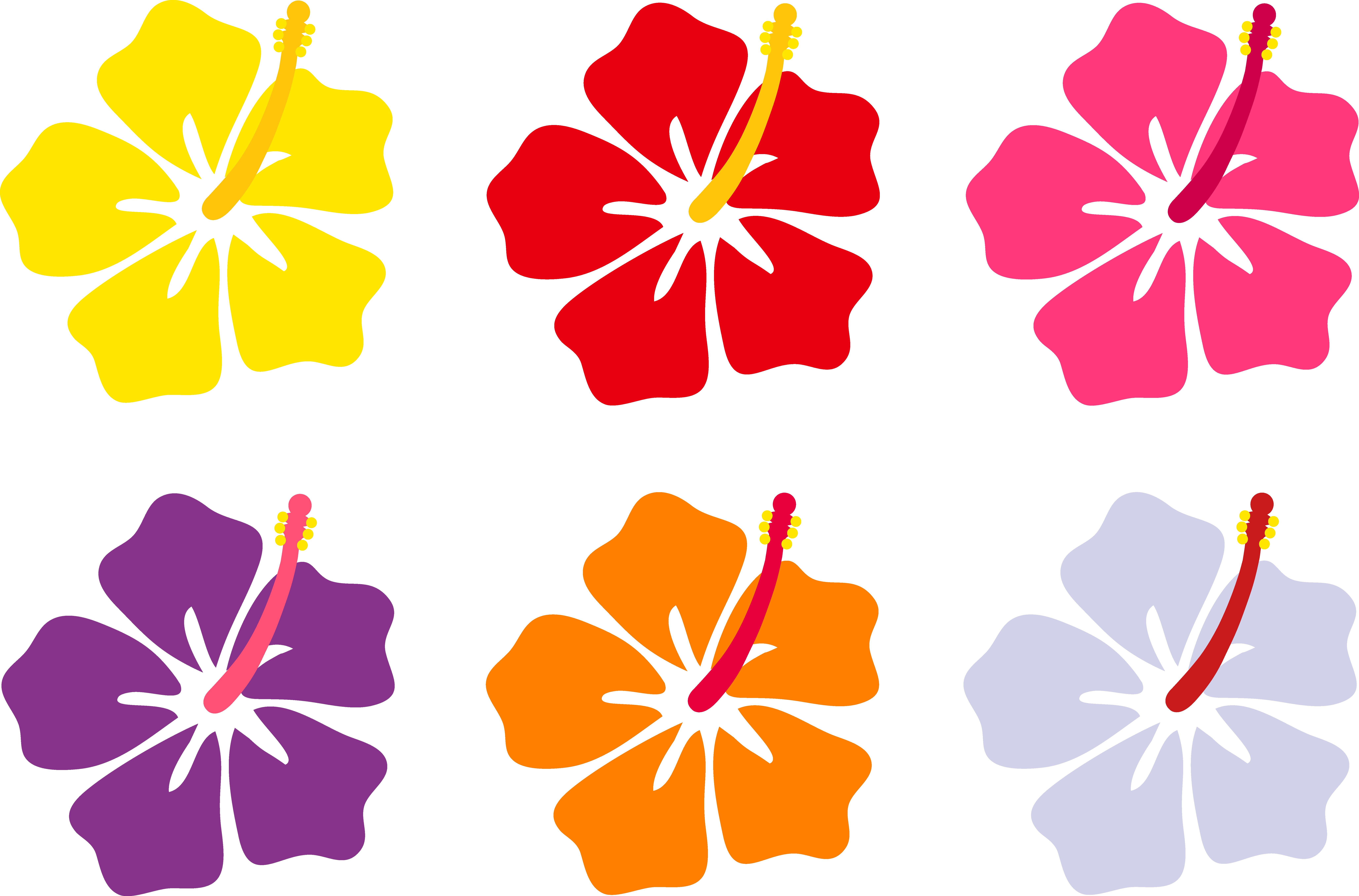Hawaiian Flower Clip Art | Clipart Panda - Free Clipart Images