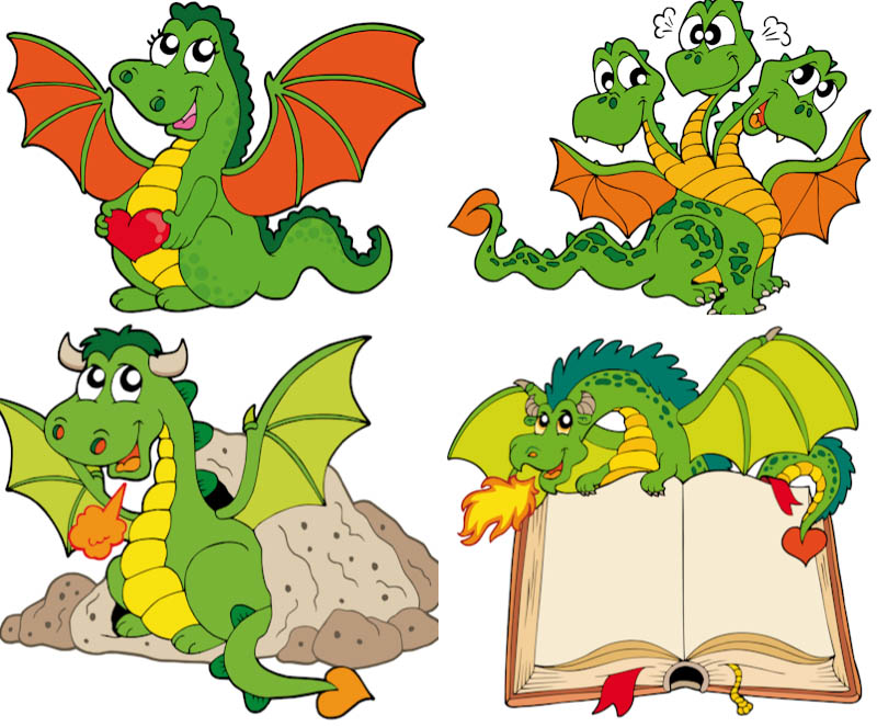Dragon Clipart Images Free - ClipArt Best