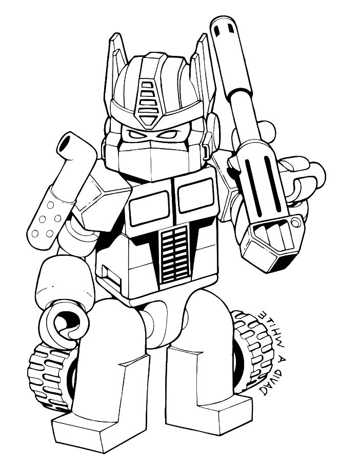 free bumblebee transformer coloring pages - photo#23