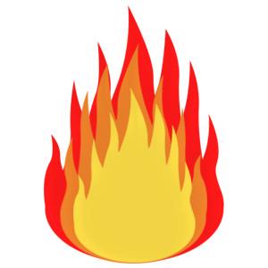 Flames Clip Art - ClipArt Best
