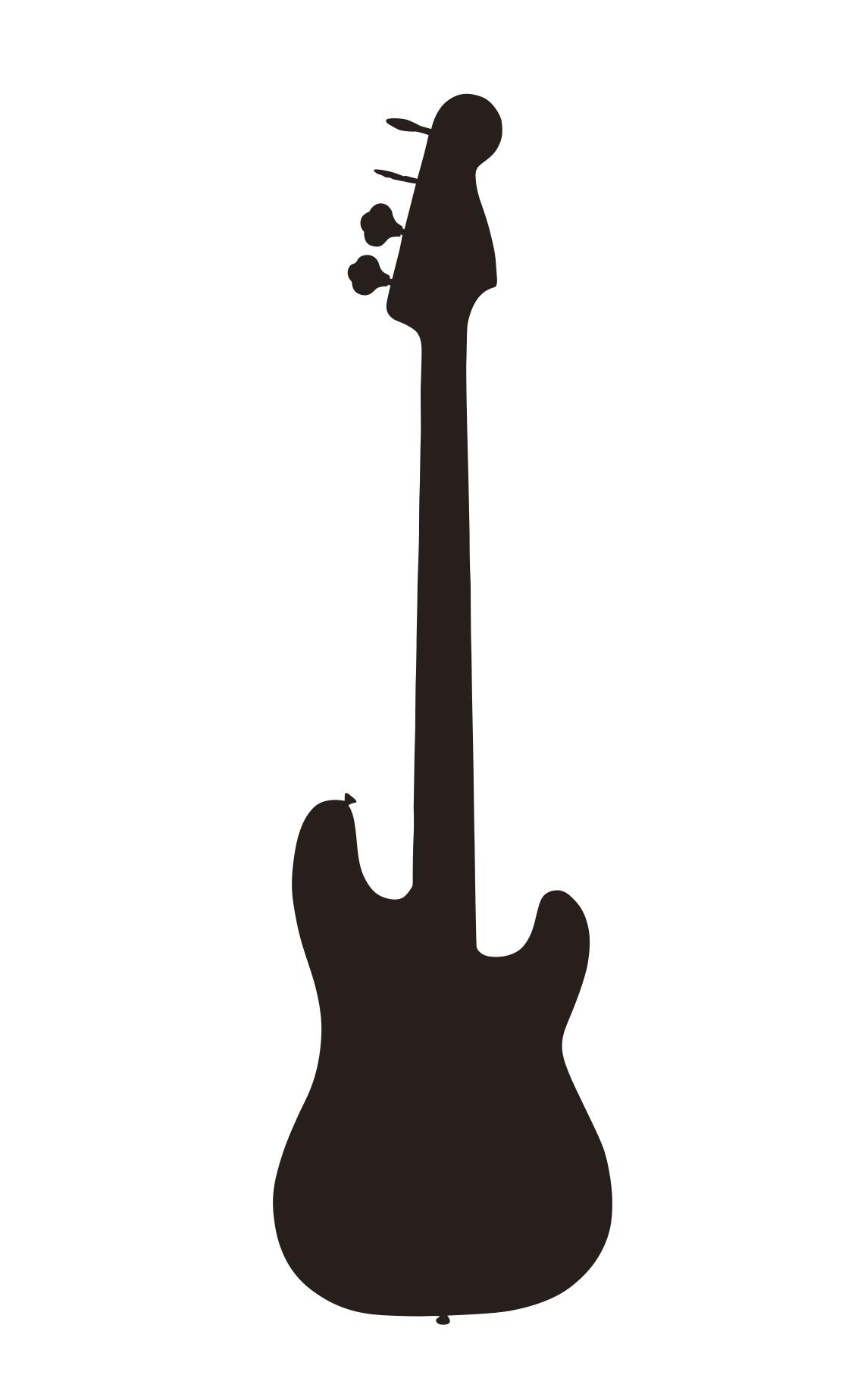 guitar silhouette clip art clipart best bass guitar clipart png electric bass guitar clipart