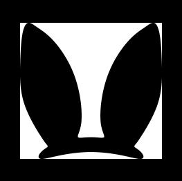 Clip Art Bunny Ears Clipart bunny ears clipart best tumundografico