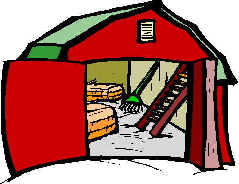 Farm house clip art clipart best for Farm house