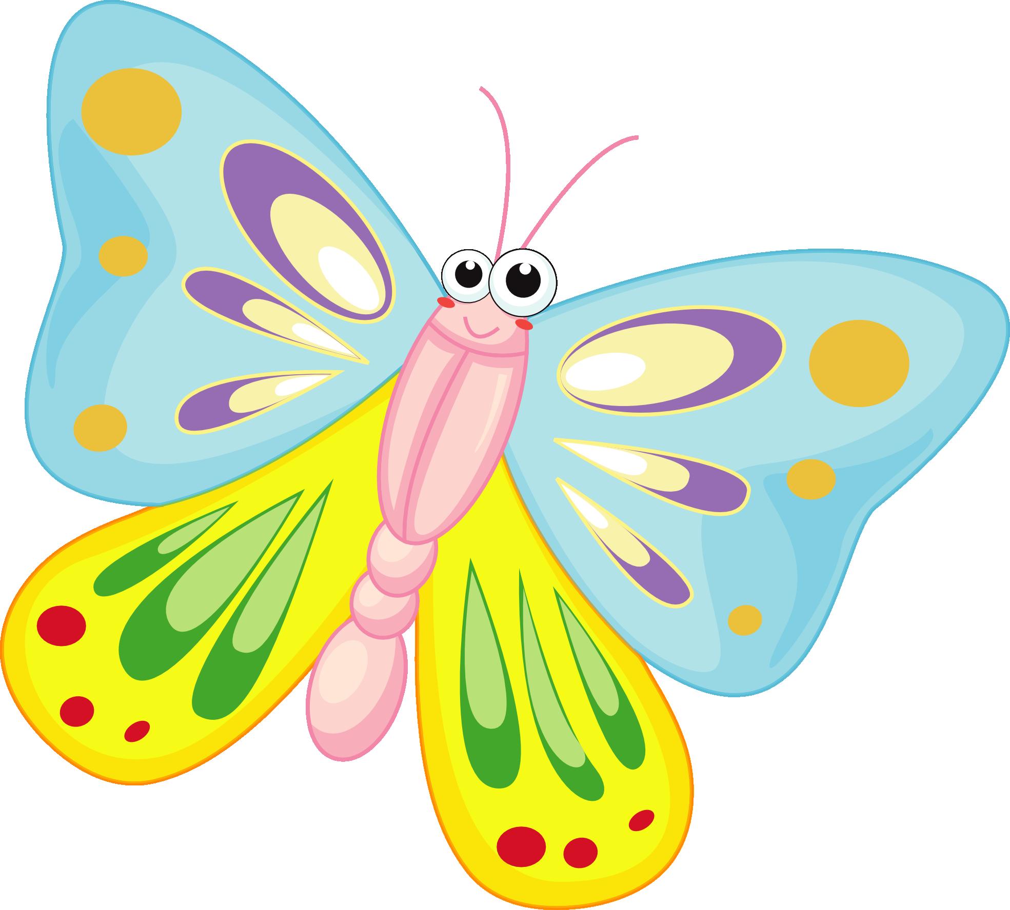 Amazing Cartoon: Amazing Butterfly Cartoon
