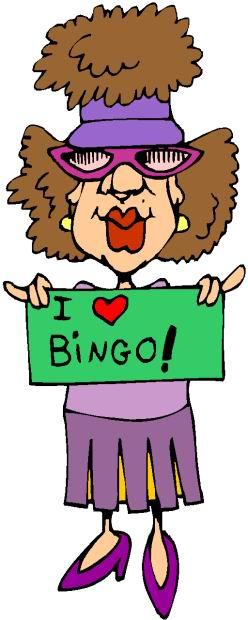 free bingo clipart downloads - photo #10
