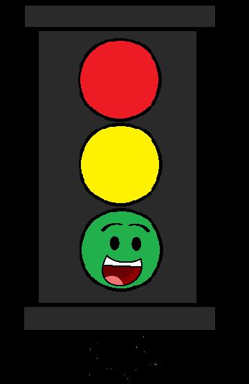 clipart traffic light green - photo #14