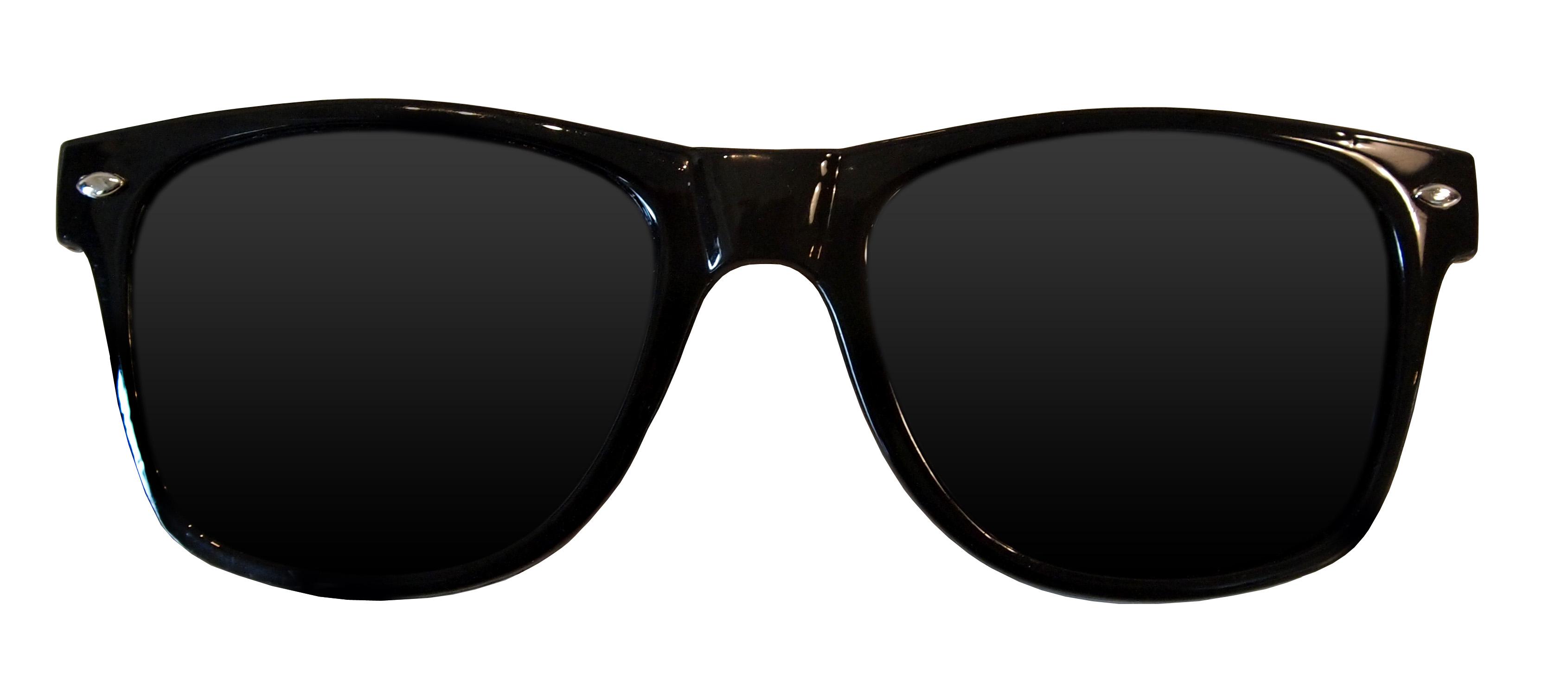 Black Sunglasses - ClipArt Best