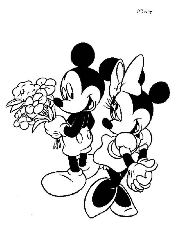 Mickey Mouse Drawing Love - ClipArt Best