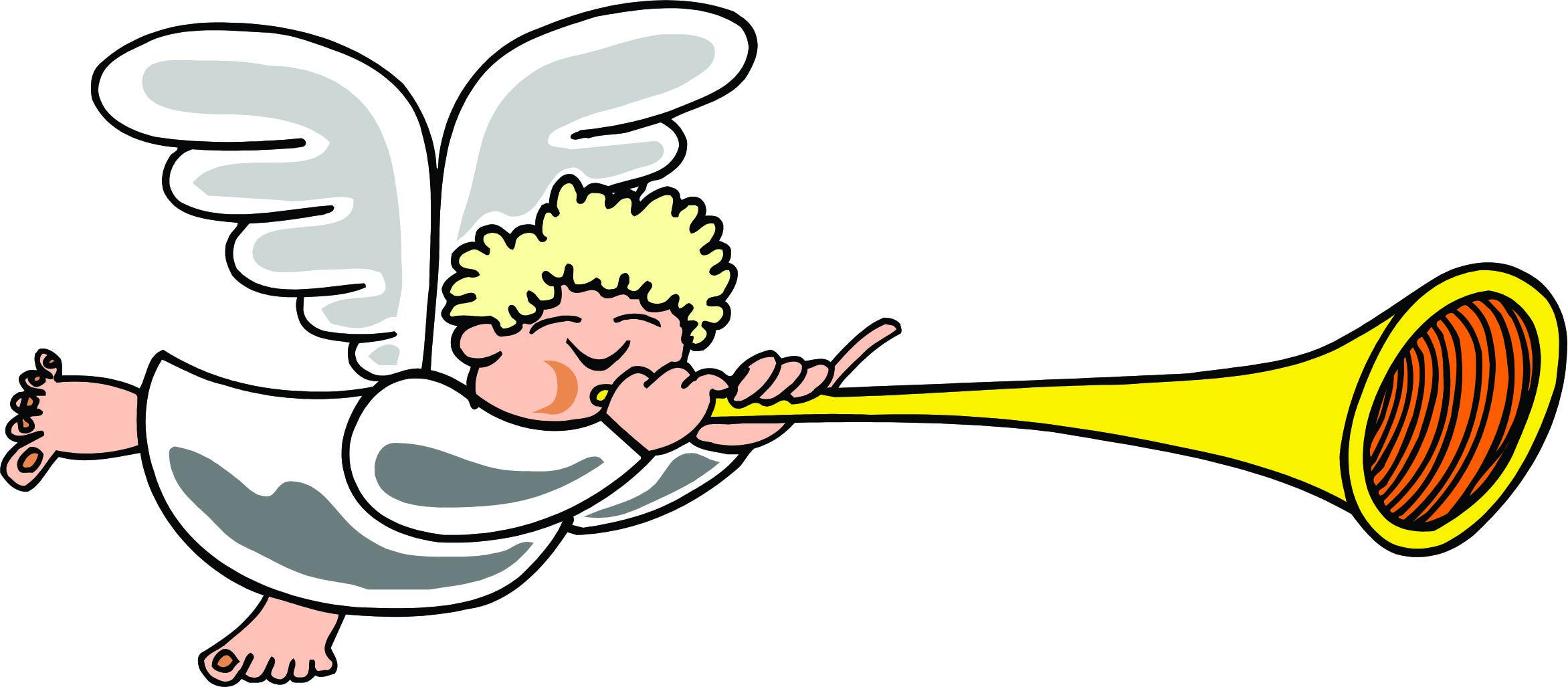 cartoon angel clipart - photo #37