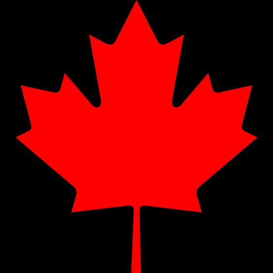 Imgs For > Canadian Maple Leaf Logo