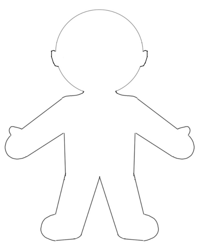 printable paper doll body male models picture With large paper doll template