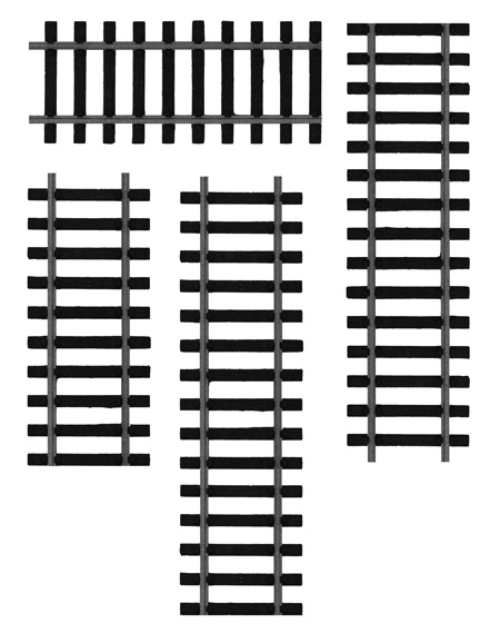 Cartoon Train Tracks - ClipArt Best