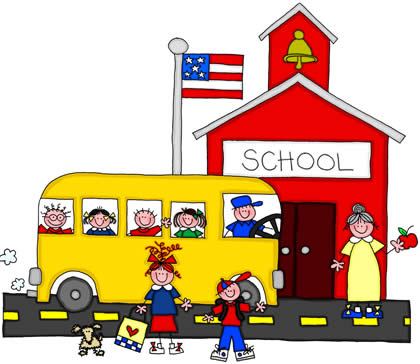 Clip Art Free School House Clip Art Old School House