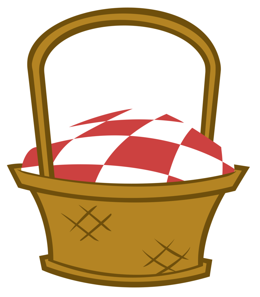 Cartoon Picnic Basket - ClipArt Best
