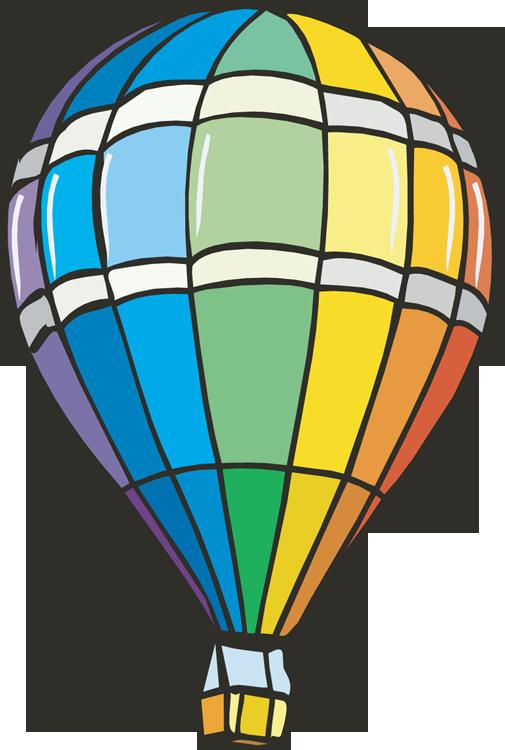 clipart hot air balloon - photo #23