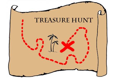 Treasure Hunt Clip Art - ClipArt Best