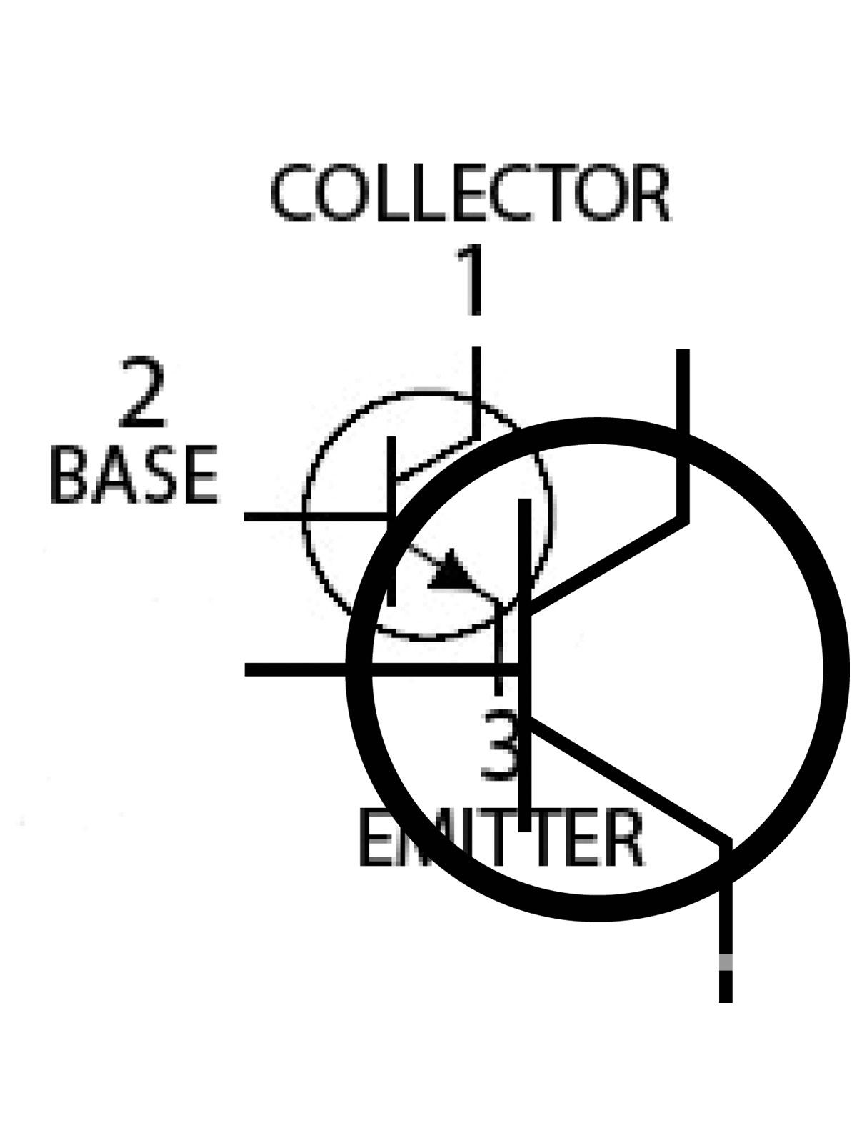 symbol for transistor