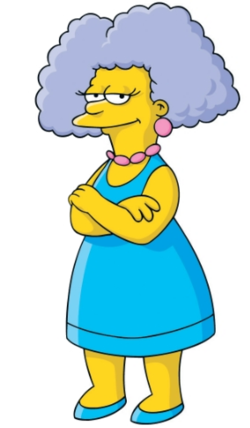 Selma Bouvier - Wikisimpsons, the Simpsons Wiki - ClipArt Best ...
