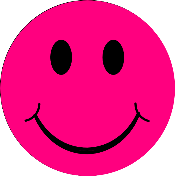 39 pink smiley face . Free cliparts that you can download to you ...