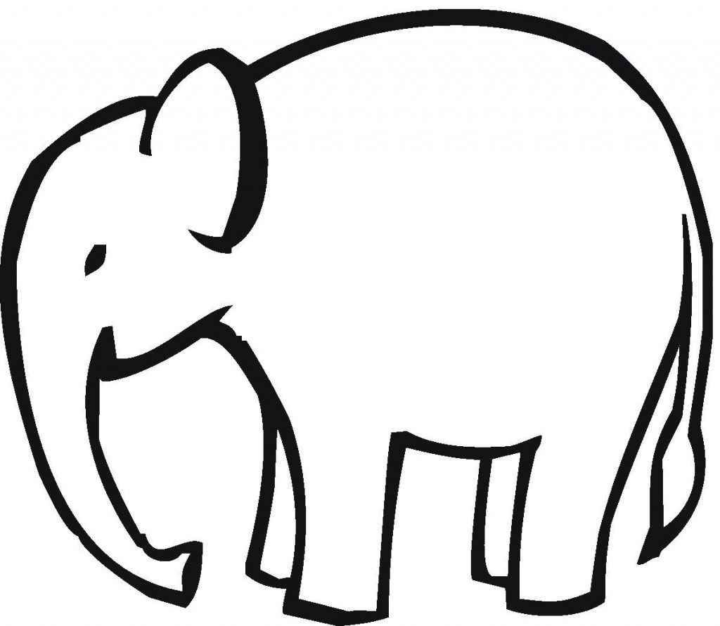 Basic Animal Outlines Images - ClipArt Best