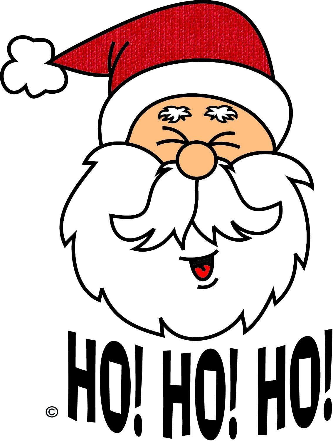 Free funny christmas images clip art