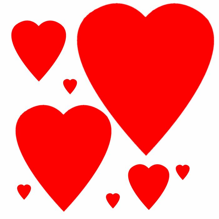 Free Pics Of Hearts - ...