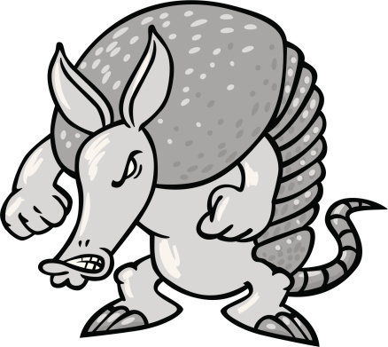 armadillo cartoon pictures clipart best armadillo clip art black and white armadillo clip art images