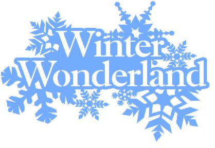 Winter Wonderland Vinyl Decal on Luulla
