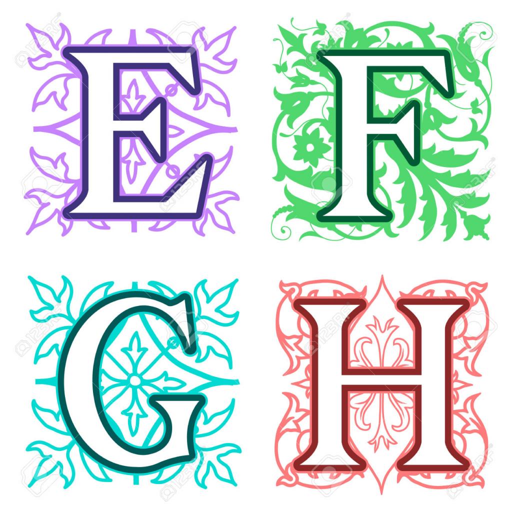 Alphabet Embroidery Designs  DesignsBySiCKcom