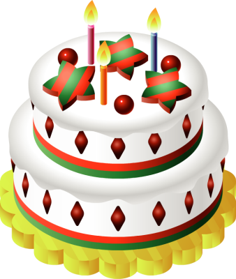 Clipart Christmas Cake Images : Birthday Cake Clipart Png - ClipArt Best