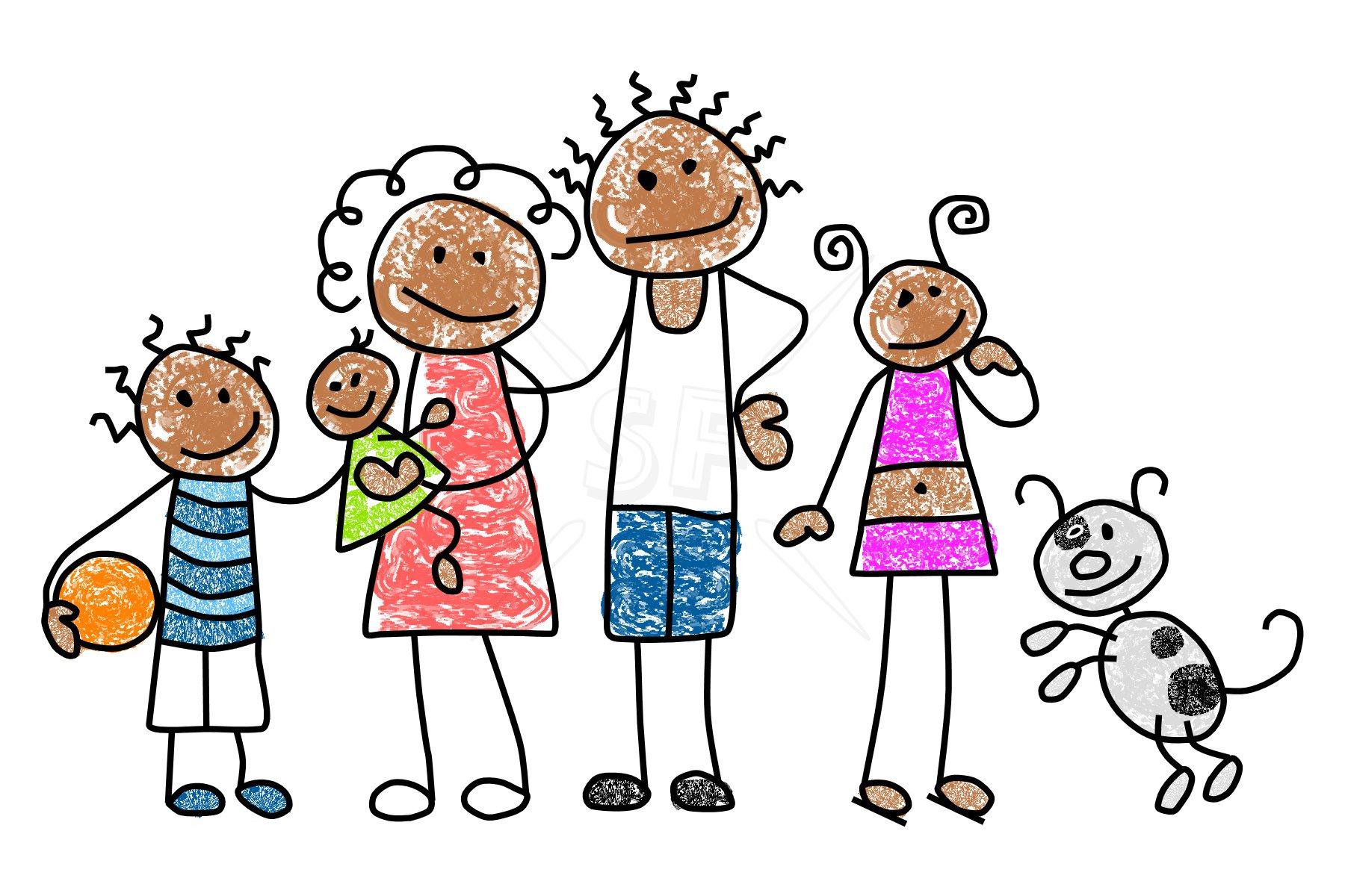 family clip art free downloads - photo #3