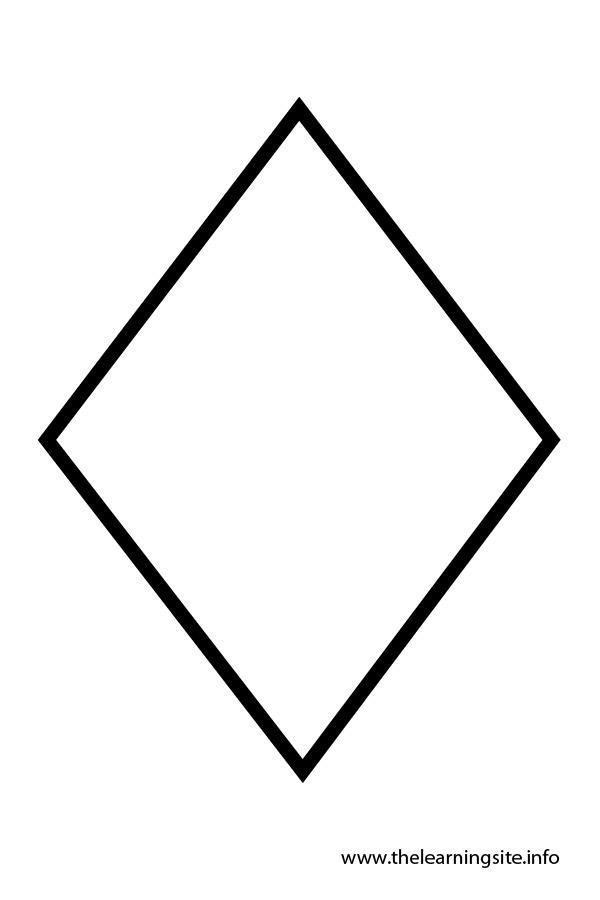 Diamond Shape Vector - ClipArt Best
