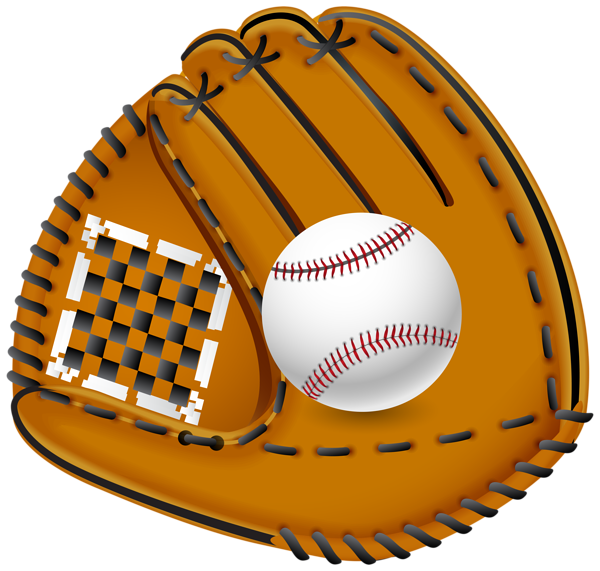 baseball glove pictures clipart best