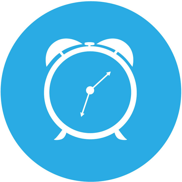 Clock Icon Vector - ClipArt Best