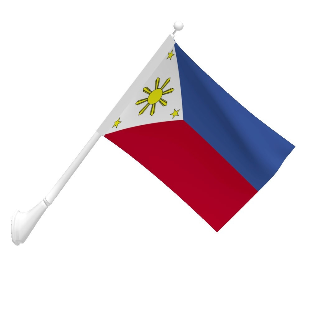 Clipart Of Philippine Flag