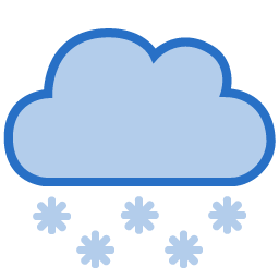 weather symbols snow clipart best