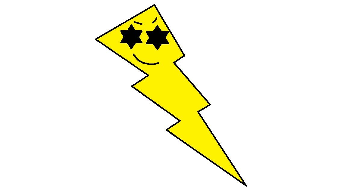 Lightning Bolt Of Zeus - ClipArt Best